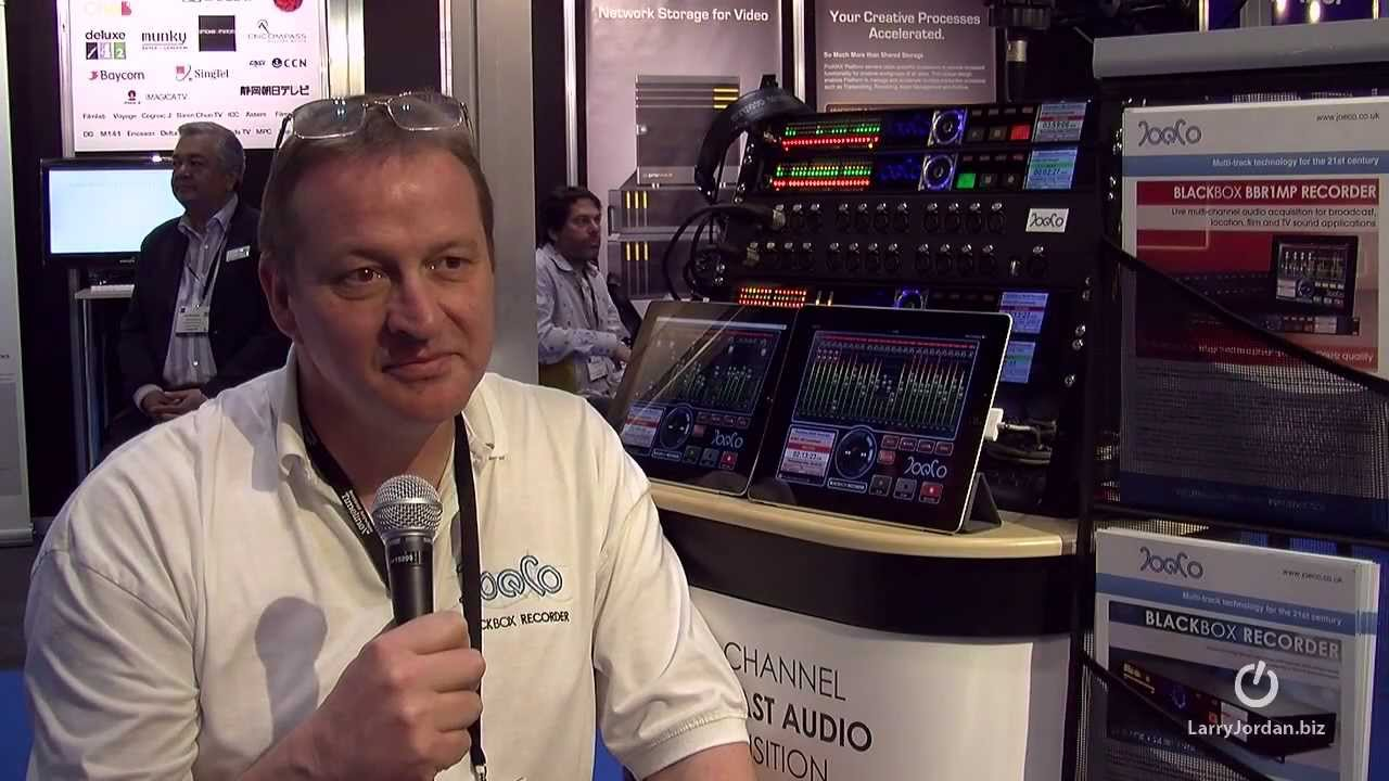 Download Advancing Audio with JoeCo at BVExpo 2014