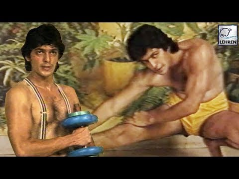 Chunky Pandey's UNSEEN Photoshoot After His 1st Film | Flashback Video