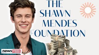 Shawn Mendes Raises Over $1 Million For His New Foundation!