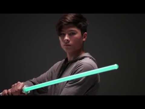 Star Wars The Black Series Luke Skywalker Force FX Lightsaber | Toys R Us Canada