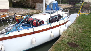The Norfolk Broads Liveaboard -- (Sailing High Seas) Ep. 17