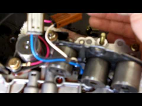 How to test shift solenoid 4L60E | FunnyCat TV