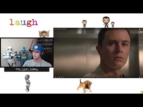Ryan Kelley watches Teen Wolf and answers  questions