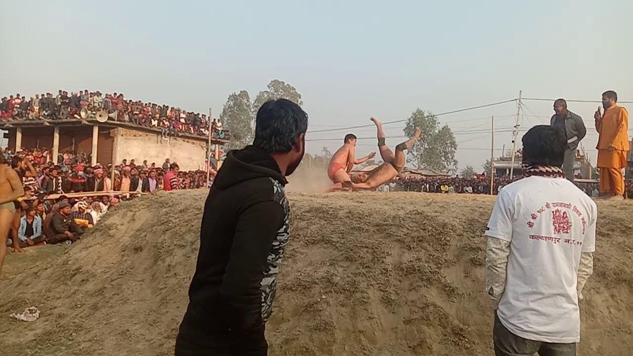 sanjay punjab v/s nagendra rupendehi | Rk productions mirchaiya
