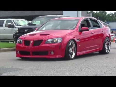 2009 Pontiac G8 LSX