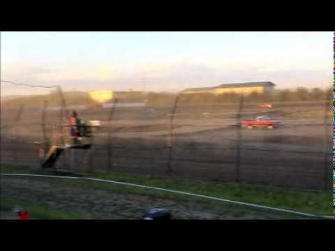 Modified Class  Main Event Mitchell Raceway July 22, 2011