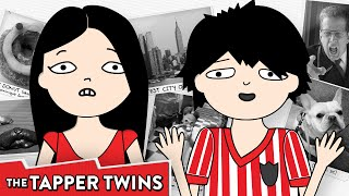 The Tapper Twins Guide to (Extremely Weird) Life in New York City