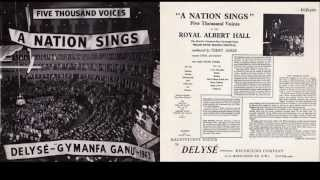 """""""A Nation Sings"""" Five Thousand Voices at the Royal Albert Hall. Sid..."""