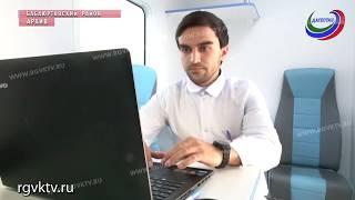 В Дагестане 3 районные больницы получили передвижные ФАПы