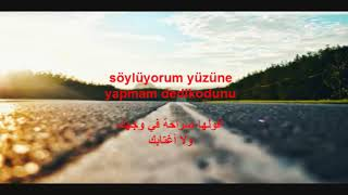 Hande Yener_manzara أغنية منظر مترجمة +كلمات