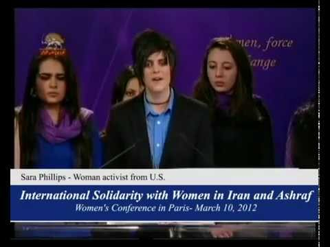 Int'l conference on occasion of Women's Day_ Paris_Part-1