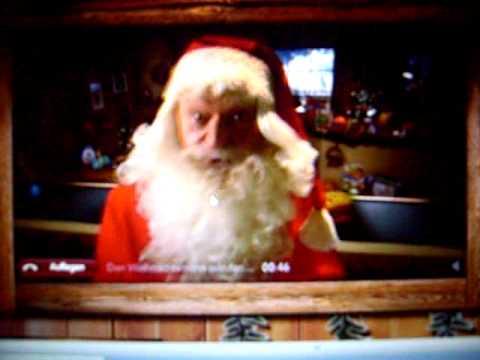 der weihnachtsmann ruft an youtube