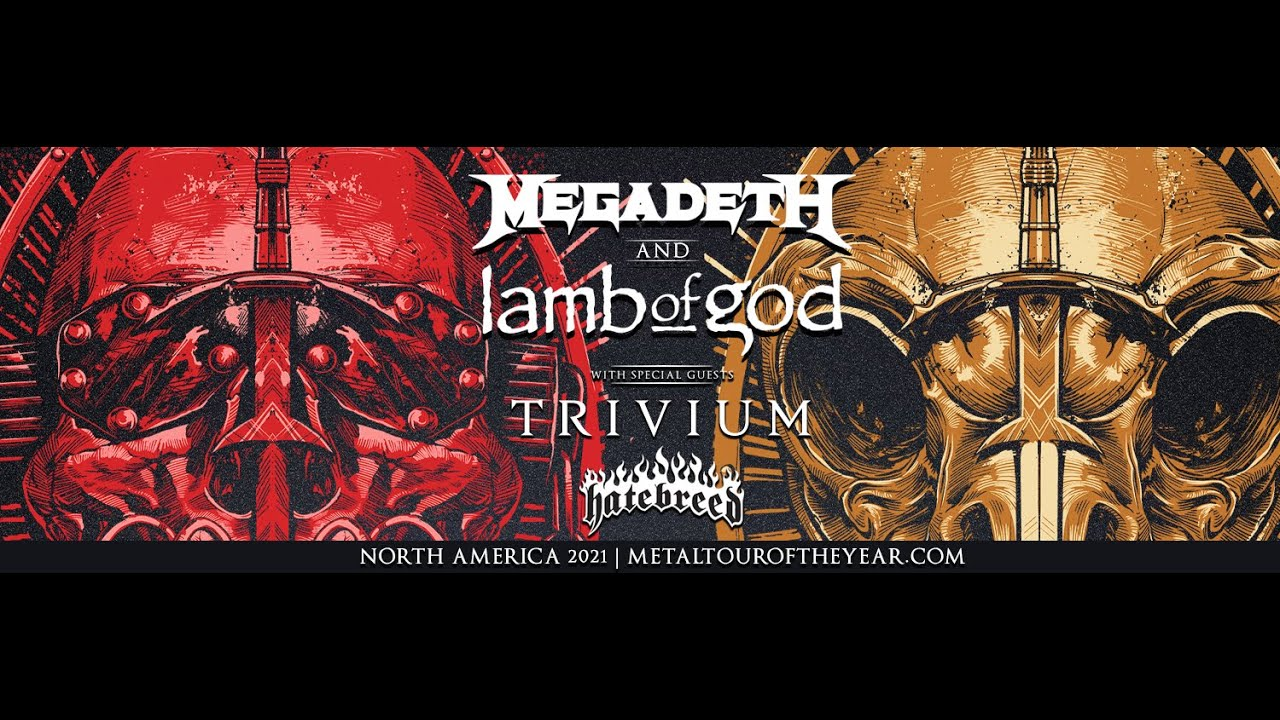The Metal Tour of the Year - Tour Trailer
