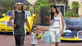So gibt Ronaldinho Gaucho seine Millionen aus!
