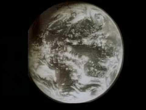 ATS-3 Satellite Full Disc 1967