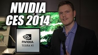 NVIDIA CES 2014 press event - G-SYNC, Tegra K1 and Project MERCURY