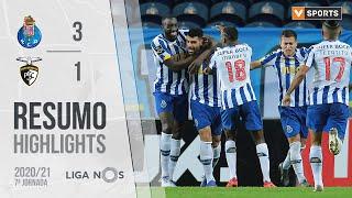 Highlights   Resumo: FC Porto 3-1 Portimonense (Liga 20/21 #7)