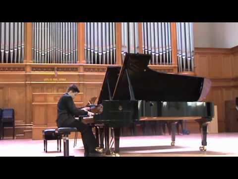 Прокофьев Сергей - 4 этюда для фортепиано