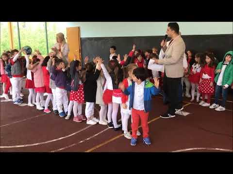Etki Okulları - İlkokul ve Hazırlık Grubu Öğrencilerimiz  ile 23 Nisan Ulusal Egemenlik ve Çocuk Bayramımızı Coşku ve Sevinç ile Kutladık