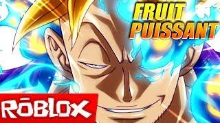 Showcase du PUISSANT FRUIT du PHOENIX ! Blox Piece (Roblox) #13