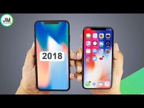 Así serán los nuevos iPhone X 2018 (Más Baratos y Más Potencia)