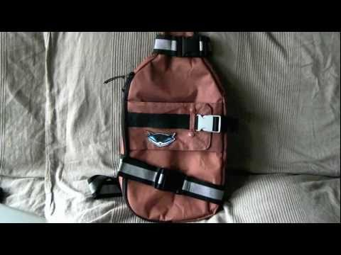 Cole McGrath's Sling Pack - Just how much can it fit?