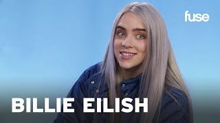 Billie Eilish Chats With Her Brother About Her Debut EP & Tyler the Creator | Fuse