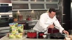 Richtig kochen mit iglo - Garmethoden von iglo Rohgemüse