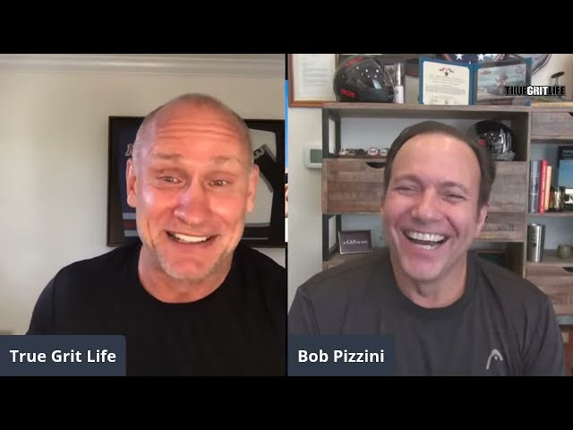 Robert Pizzini on the True Grit Life Show