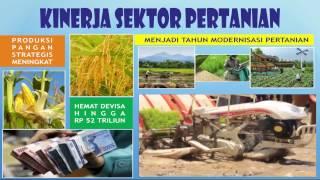Download Video 2 Tahun Kerja Nyata Jokowi-JK Sektor Pertanian Versi Full MP3 3GP MP4