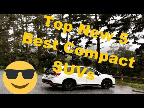top-new-5-best-compact-suvs-for-families-in-2019-2020
