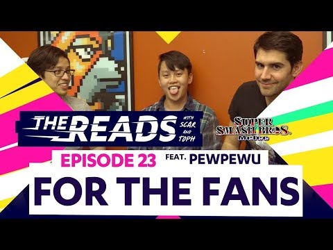 FOR THE FANS || The Reads Episode 23 ft. PewPewU
