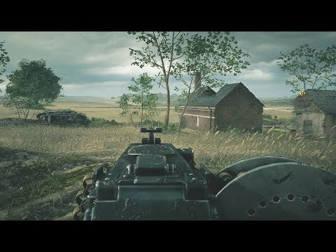 Battlefield 1 Apocalypse - The Somme No HUD Gameplay Rush