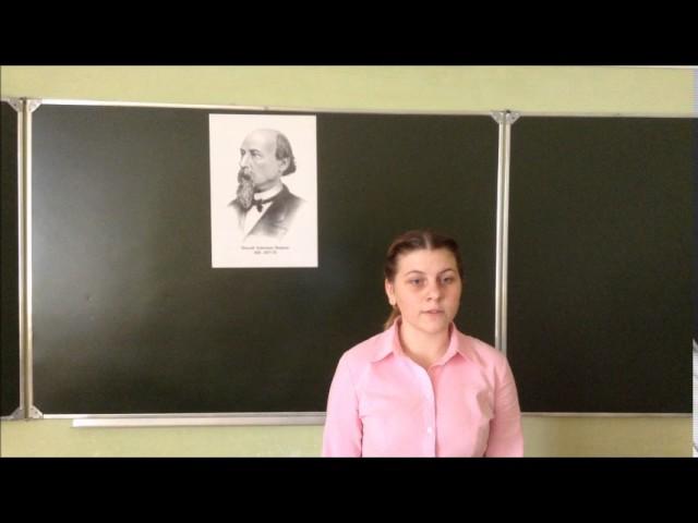 Изображение предпросмотра прочтения – ЛюбовьКамзолова читает произведение «Несжатая полоса» Н.А.Некрасова