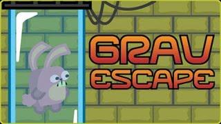 Grav Escape Level1-24 Walkthrough