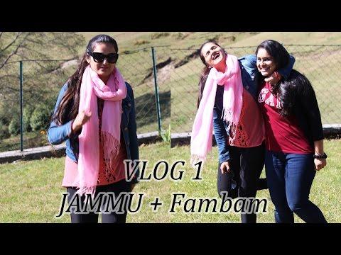 VLOG- Jammu Trip, Vaishno Devi, Rajouri, Food At Jammu