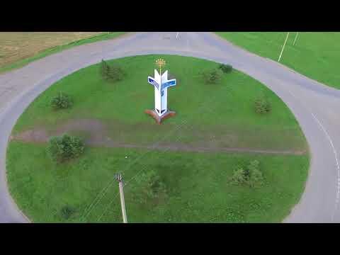 Агидель во всей красе, вид сверху с квадрокоптера|DOSka
