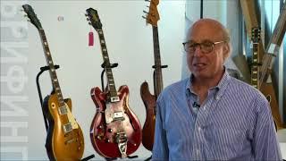 Гитары Джими Хендрикса и Пола Маккартни продадут с молотка