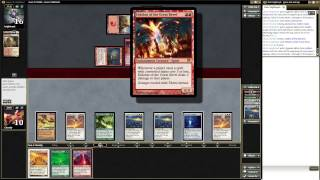 Legacy Leylines #1 (Match 1, Game 2)