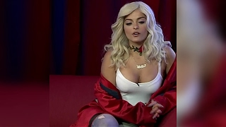 Hot Bebe Rexha Interview   Talks about Relationship with Nick Jonas also All your fault Pt. 1 Album