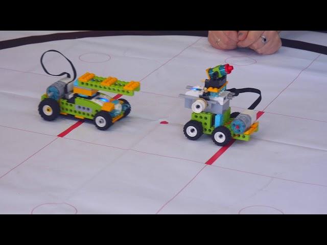 Весенний турнир по робототехнике Робо-сумо 2019