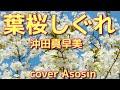 【新曲】葉桜しぐれ/沖田真早美  cover麻生新