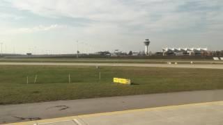 フランツ・ヨーゼフ・シュトラウス国際空港(ミュンヘン国際空港)着陸動画