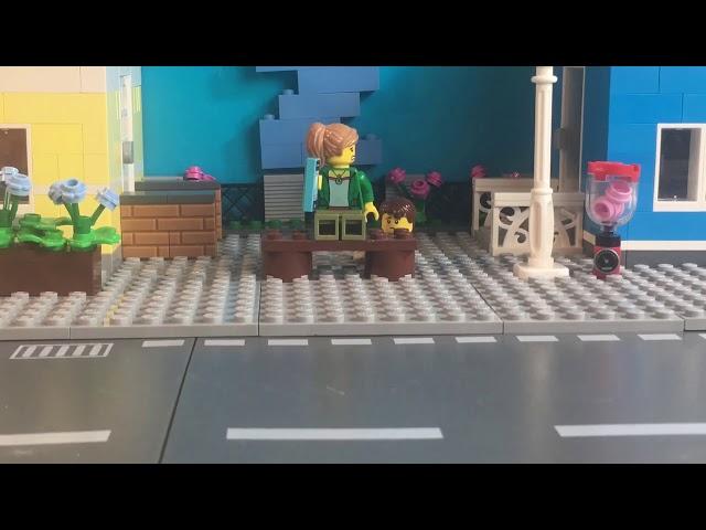 LEGO Stop Motion Brickfilm