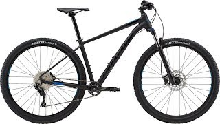 Обзор Cannondale TRAIL 5(2018 года)