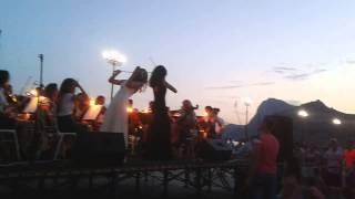 Скрипачки, Крым, Судак июнь 2015.