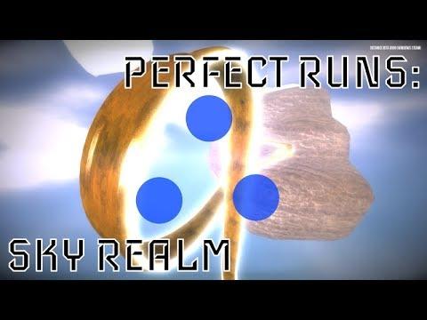 Distance Perfect Runs: Sky Realm