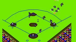 Clutch Hitter (Sega Master System) Third Inning