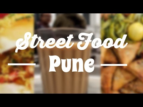 Street Food in Pune - Part I | Puneri Samosa, Dabeli, Bhel | Sid the Wanderer