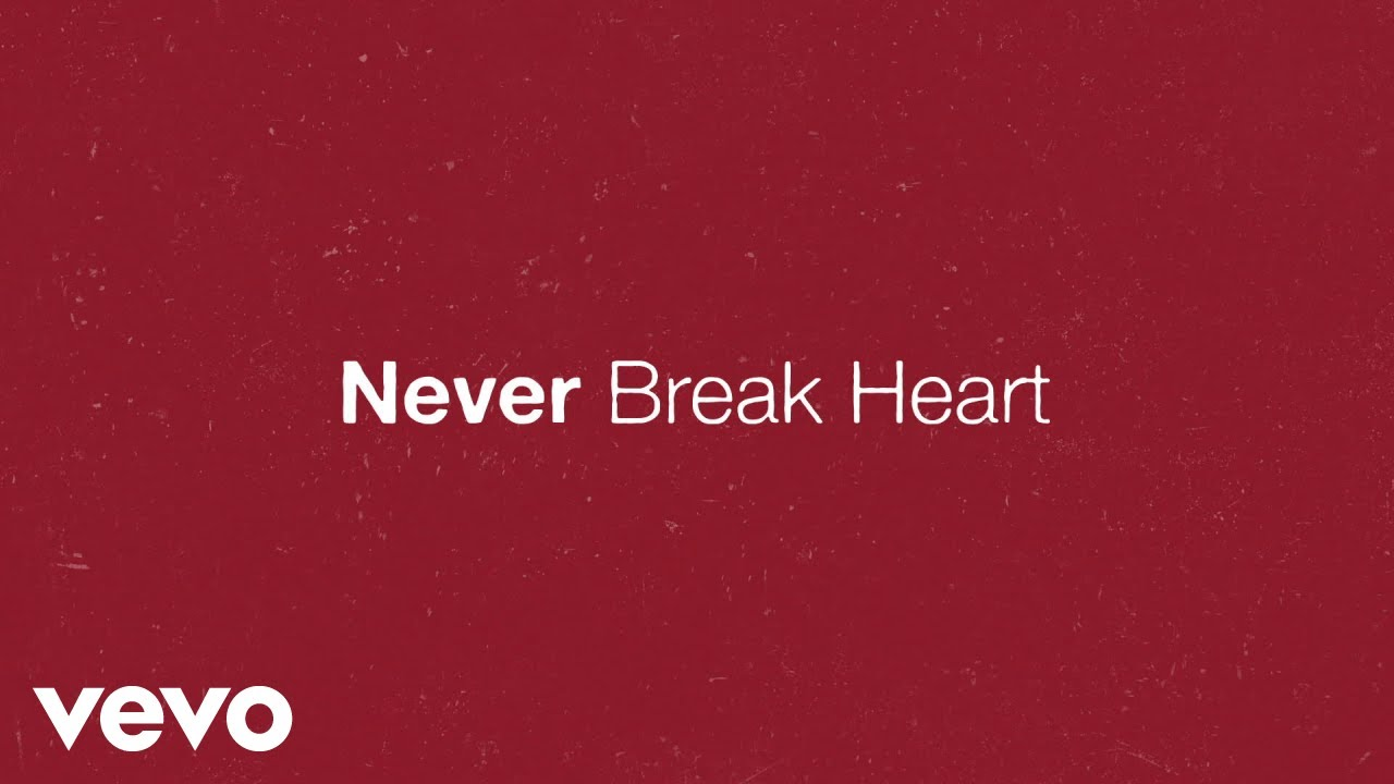 Eric Church - Never Break Heart